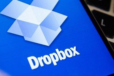 Сервис Dropbox анонсировал проведение IPO