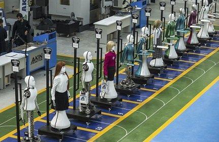 Levi's планирует заменить роботами людей в одном из своих подразделений