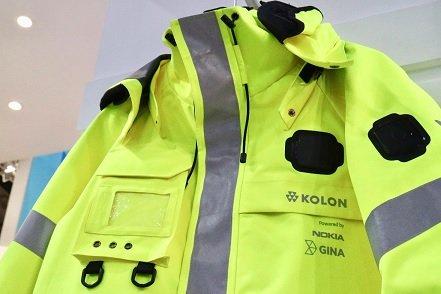 Инженеры Nokia разработали смарт-куртку для полицейских и спасателей