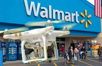 Юристы Walmart получили патенты на дронов-пчел, которые будут использоваться для опыления ферм