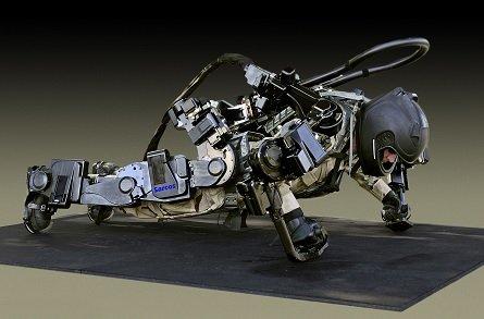 Сотрудники Delta Air Lines будут экипированы в роботизированные экзоскелеты