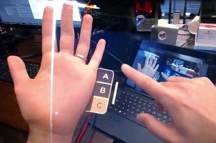 Leap Motion представила носимые AR-устройства