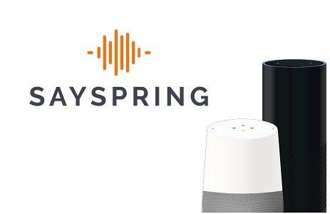 Adobe вложилась в приобретение голосовой платформы Sayspring