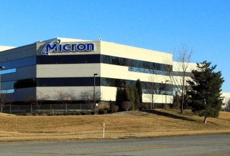 Micron намерена вложиться в производство 10-нм памяти на Тайване