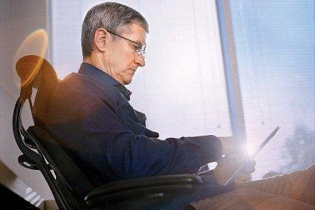 Apple отчиталась о 25-процентном росте квартальной прибыли