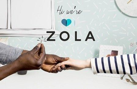 Свадебная стартап-компания Zola объявила о привлечении 100 млн USD