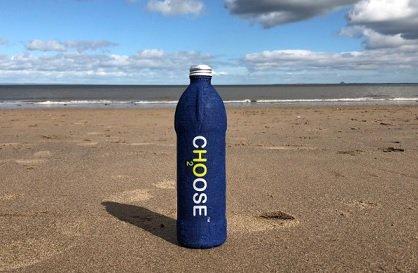 Ученый из Великобритании представил бутылку, разлагающуюся за три недели
