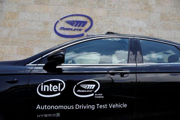 Дочерняя структура Intel обеспечит поставку технологии автономного вождения для 8 млн транспортных средств