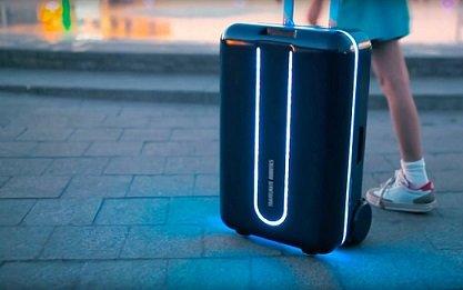 В США начали закрываться стартапы по разработке смарт-чемоданов