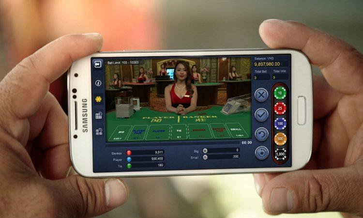 Игра с мобильного телефона: онлайн казино в кармане