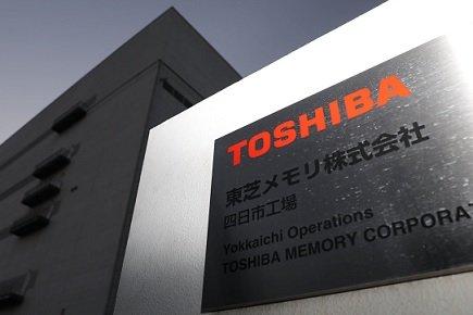 Власти Китая согласовали сделку по продаже Toshiba Memory