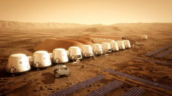 Джеф Безос готов колонизировать лунное пространство