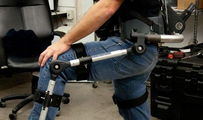 Экзоскелет от военно-промышленной компании Lockheed Martin будет помогать американским солдатам