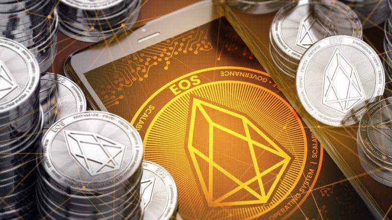 Венчурный фонд от криптовалюты EOS