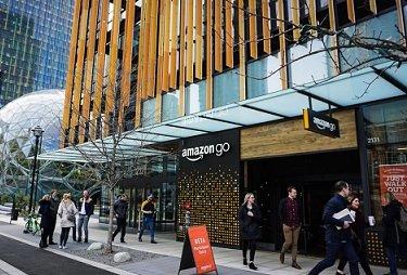 Microsoft планирует составить конкуренцию Amazon на рынке магазинов без касс