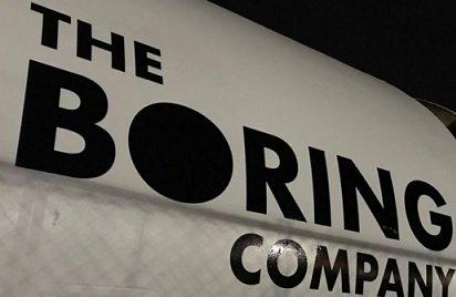 The Boring Company запустила в своем туннеле электромобиль Tesla