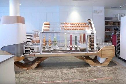 Разработчики Creator представили робота, способного самостоятельно готовить бургеры