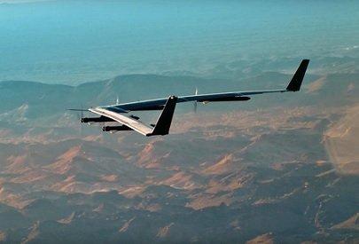 Facebook отказалась от проекта по раздаче интернета с помощью дронов