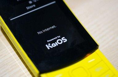 Google предоставит разработчику ОС KaiOS 22 млн USD инвестиций