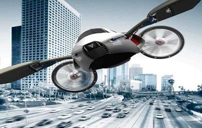 Японцы планируют представить к 2020 году летающие такси