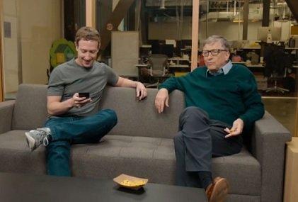 М. Цукербергу удалось обойти У. Баффетта в рейтинге богатейших бизнесменов планеты