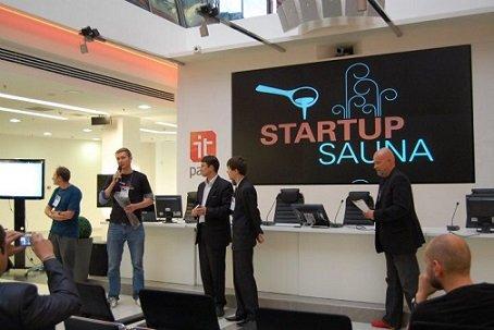 Sauna startup