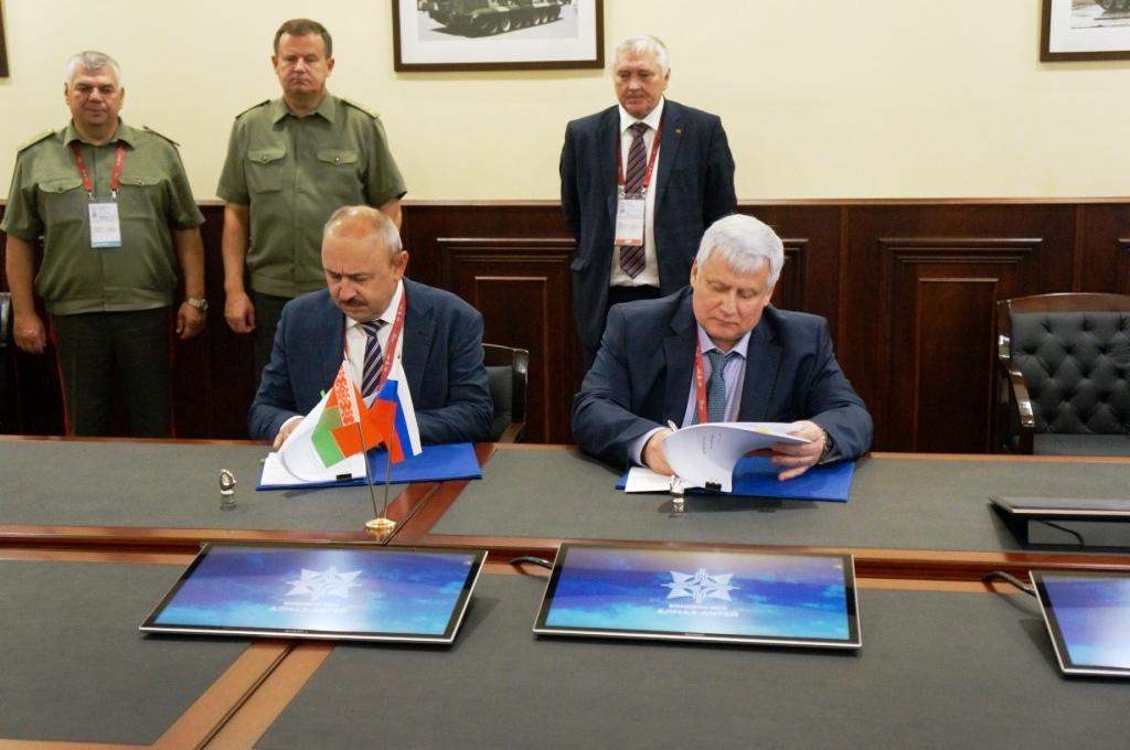 Беларусь будет закупать радиолокационные комплексы «Сопка-2» у Концерна ВКО «Алмаз – Антей»