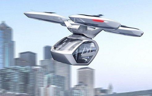 В Японии будет учрежден стартап, который возьмет на себя запуск летающего такси в течение 10 лет