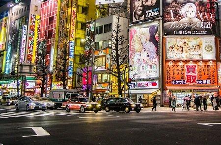 В столице Японии начались испытания беспилотных такси с пассажирами