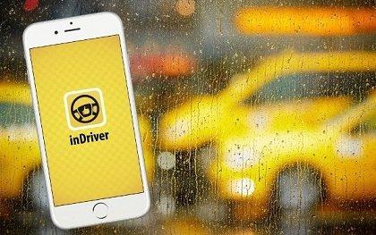 Таксомоторный сервис InDriver привлек 10 млн USD для начала американской экспансии