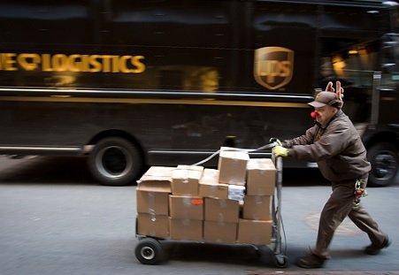 UPS намерена инвестировать в автоматизацию доставки 20 млрд USD