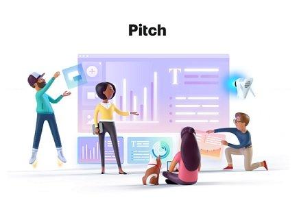 Немецкая компания Pitch привлекла 19 млн USD на разработку конкурента Power Point