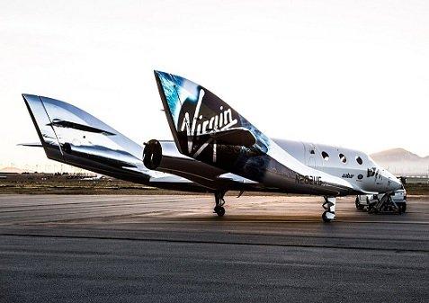 Virgin Galactic анонсировала открытие эры космического туризма