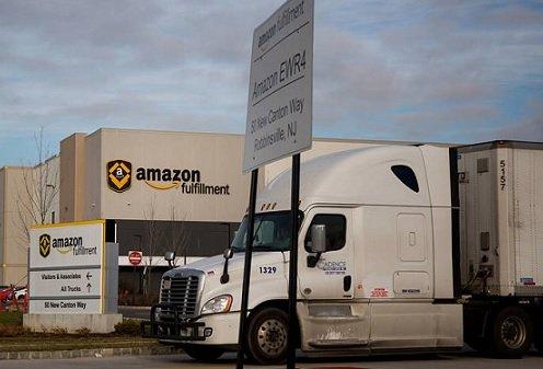 Amazon получил вIII квартале рекордную прибыль