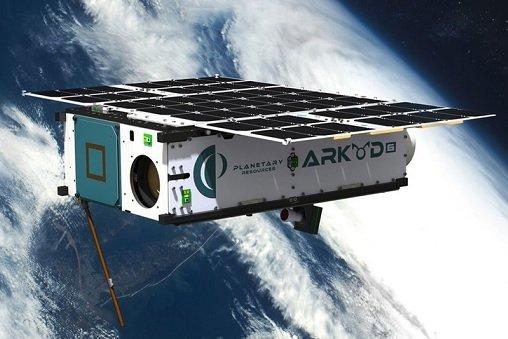 Криптовалютная фирма вложилась в стартап по добыче сырья в космосе