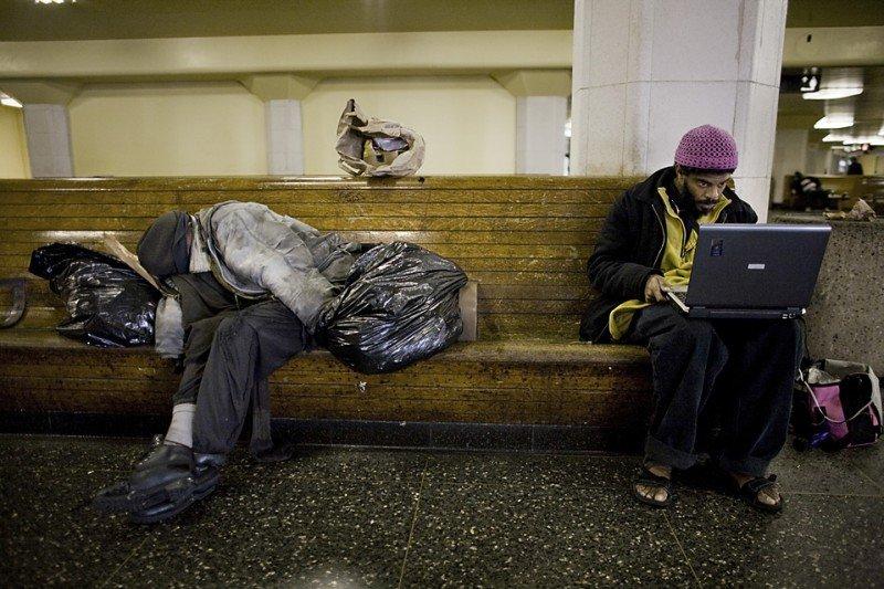 Работающие в Сан-Франциско стартапы могут обложить «налогом на бездомных»
