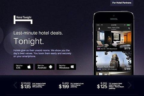 Airbnb вложилась в покупку сервиса HotelTonight