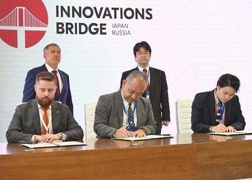 Innovations Bridge поможет стартапам с выходом на японский рынок