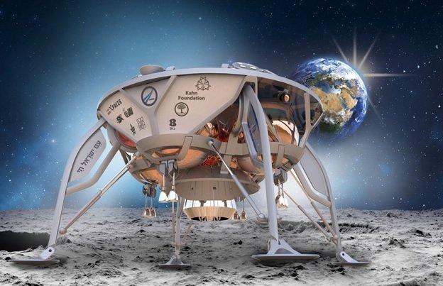 SpaceIL анонсировал запуск на Луну еще одного аппарата