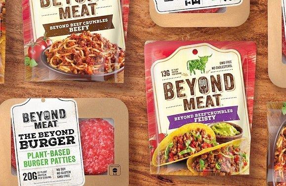Стоимость акций Beyond Meat выросла после IPO на 500%