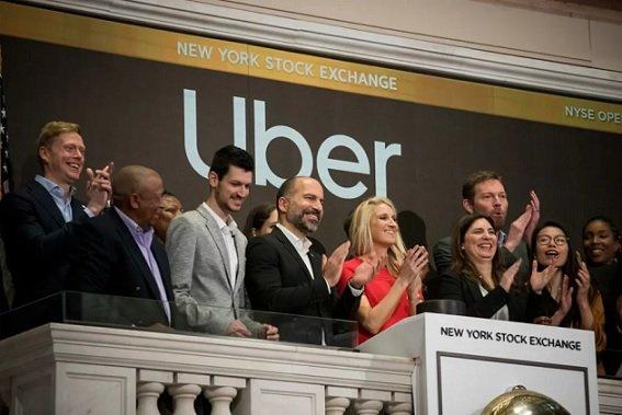 IPO Pinterest и Uber признаны одними из крупнейших в этом году