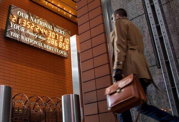 Эксперты прочат США дефолт в сентябре