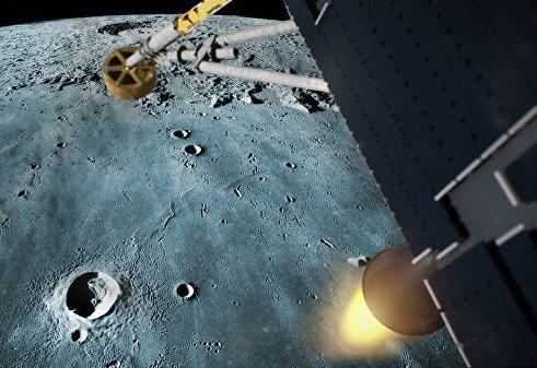 Лунная миссия «Чандраян-2» окончилась неудачей