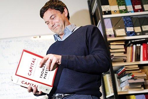 Миллиардеры сдерживают экономический рост — Пикетти