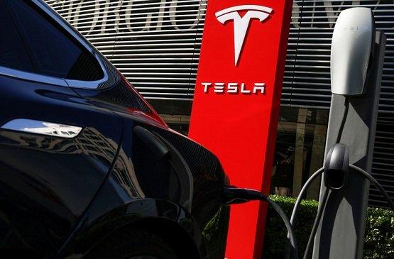 Рыночная стоимость Tesla преодолела рубеж в 100 млрд USD