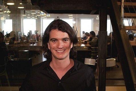 WeWork отрицает выплату А. Ньюману 1,7 млрд USD в виде «золотого парашюта»