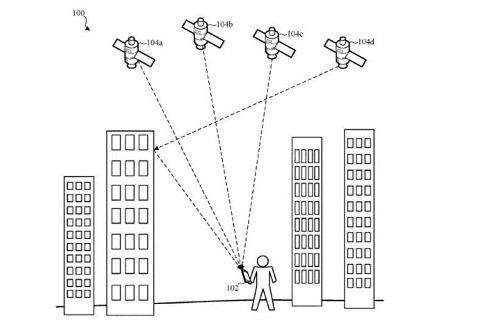 Apple патентует технологию по использованию машинного обучения для коррекции данных GPS