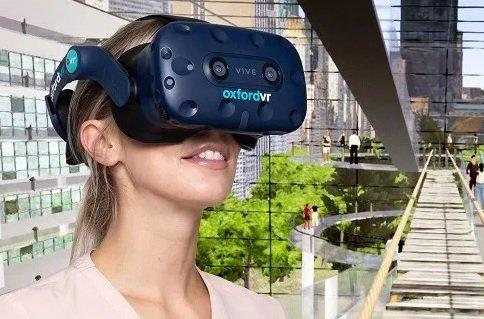 Oxford VR получил от инвесторов 13 млн USD на борьбу с психическими расстройствами с помощью VR
