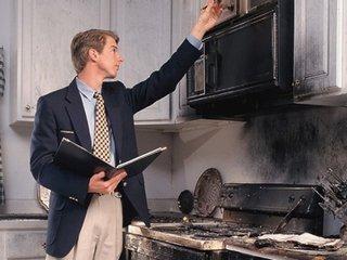 эксперт по оценке пожара