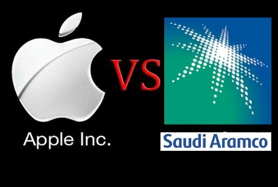 Apple ненадолго возглавила рейтинг самых дорогостоящих компаний